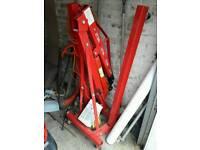 Engine hoist crane Lift 2 ton