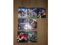 Ps3 Games Bundle Very Good Condition