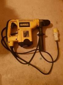 Dewalt hammer drill 115v