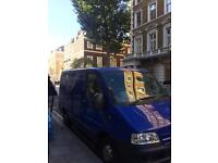 Man and Van Removals -