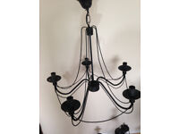 Wall & ceiling lamps in perfect working order with working bulbs-fixing included