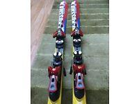 Salomon Crossmax Skis (2 sets) with bindings (location Hazel Grove, Stockport)