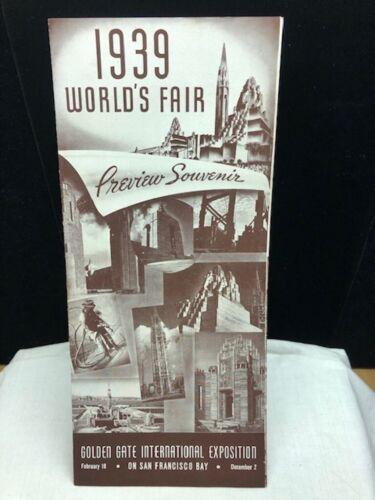 Vintage 1939 World