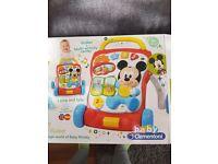 Disney Baby Mickey Multi-Activity Walker