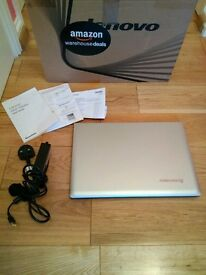 Lenovo Z50 Laptop i7 8GB RAM Nvidia 840M 1TB Full HD 15.6 Windows 8.1 Boxed Gaming ONO CASH or Swap