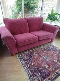 Lovely handmade sofa