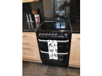 Cannon Kendal Electric Cooker with ceramic Hob, separate grill & oven