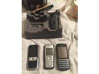 6 mobiles phones for sale! Nokias etc