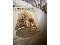 Snow White arrangements