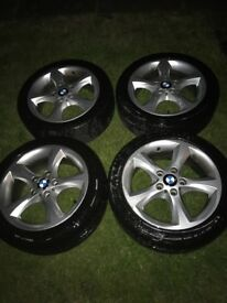 "BMW 1 Series Sport 17"" Alloy Wheels (E81, E87)"