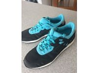 ASICS Gel Lyte Men's Trainers H61NK 9090 UK Size 10.5