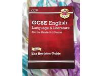 GCSE English Language & Literature Revision Guide (9-1) + FREE SNAP REVISION BOOKLET
