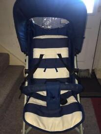 My babiie pushchair/stroller
