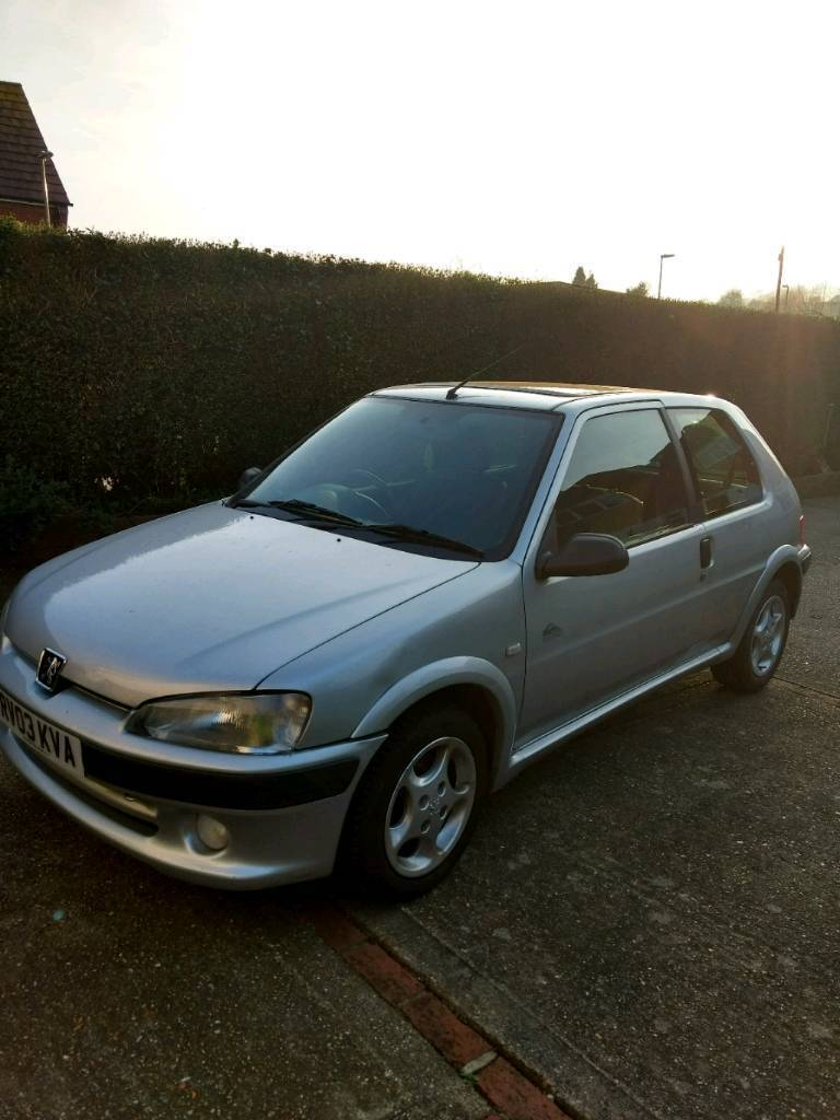 peugeot 106 quicksilver in havant hampshire gumtree. Black Bedroom Furniture Sets. Home Design Ideas