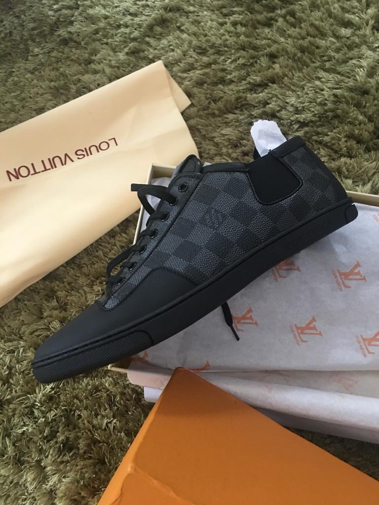 Authentic Louis Vuitton Shoes £245