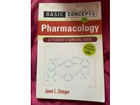 A students survival guide Pharmacology