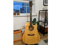 Ibanez PF300 Performance Electro Acoustic Guitar