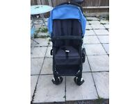 Bugaboo cameleon buggy. Raincover and car seat adaptors included. Used but in good working order