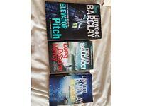 Linwood Barclay, David Baldacci Book Bundle