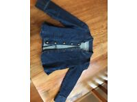 Girls Gorgeous denim jacket 3 yrs Baby Gap