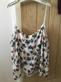 Brand new with tags New Look Size 12 Cami top