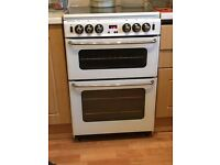 NEW HOME STOVES 600SIDLM GAS COOKER WITH 4 RING HOB, GRILL & OVEN - MUST GO ASAP