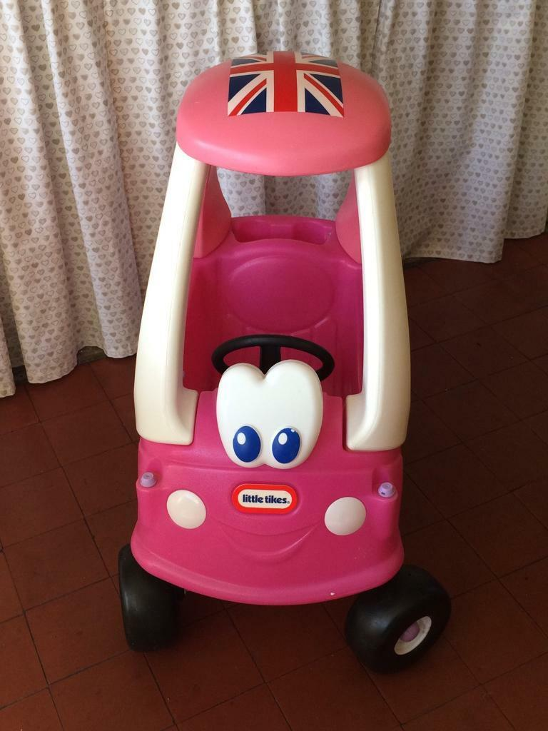 Little tikes cozy coupe pink in brampton cambridgeshire gumtree - Little tikes cozy coupe pink ...