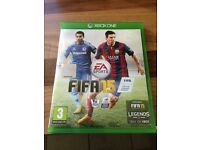 FIFA 15 for Xbox One - brand new!