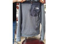 A north face hoodie mens small size