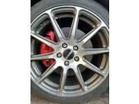 4x108 pcd 5 stud alloy wheels