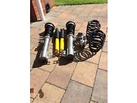 Mk5 astra coil overs
