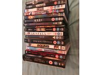 115 various dvds