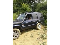 Land Rover Discovery TD5 AUTO 7 seater offroad ready 4x4