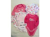 F&F Early Baby bodysuits