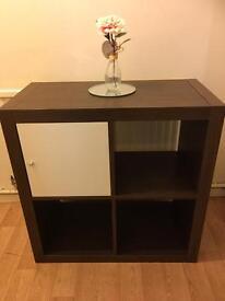 Wood Effect Cabinet / Bookshelf Unit