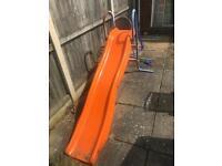 Children's wavey slide