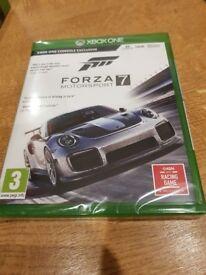 Forza 7 (brand new & sealed)