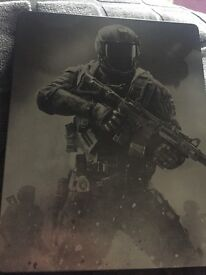 Ps4 infinite warfare steelbook