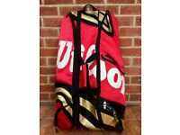 WILSON BLX 12 Racket Tennis Bag - used
