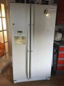 Samsun American type Fridge Freezer