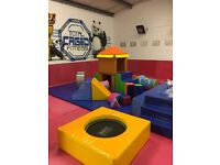 Room available for hire for toddler party, playgroup etc
