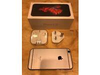 Apple iPhone 6s space grey 16gb EE