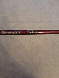 Grafalloy ProLite Graphite Golf shaft