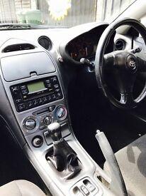 **Toyota Celica 1.8 VVTI Great Condition !!!*