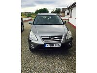 honda CRV, recently serviced, good condition, selling due to illness,