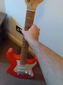 Electric guitar Herald