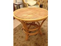 Bamboo table for sale