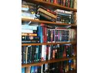 Large quantity of books