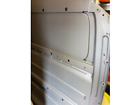 Bulkhead steel for mercedes sprinter high top van