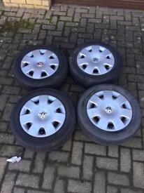 Volkswagen Polo Wheels VW wheels